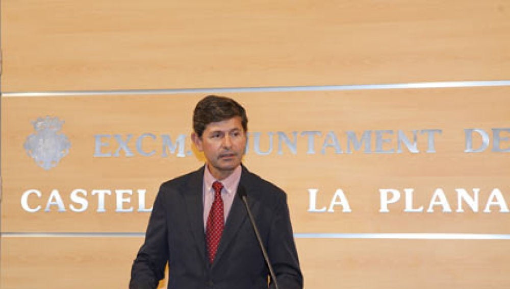 El juez investiga al exalcalde de Castelló, Alfonso Bataller (PP)  por el caso 'Púnica'