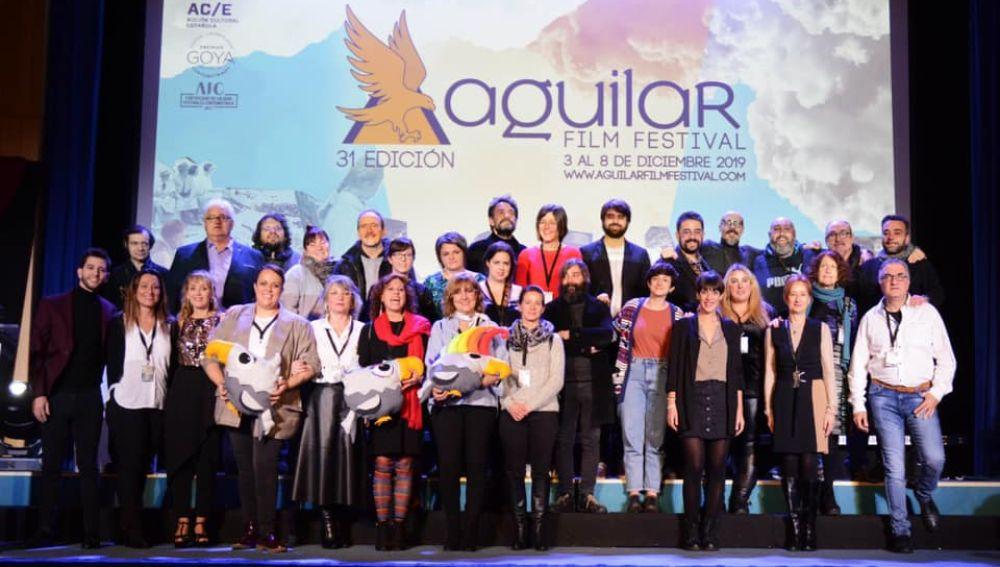 El ICAA incrementa su apoyo económico al festival de Aguilar