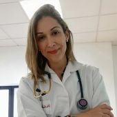 La fisioterapeuta en neumología Anna Máximo