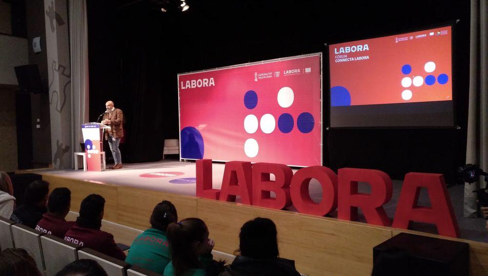 El Servicio Valenciano de Empleo LABORA actualiza los datos del paro al cierre de octubre