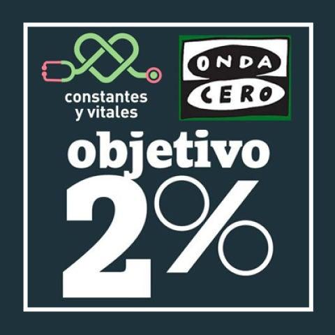 Objetivo 2% - Onda Cero y Constantes y Vitales