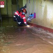La DANA deja en Castellón inundaciones y varios atrapados en vehículos