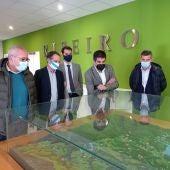 O C.R.D.O. Ribeiro trasládase á súa nova sede institucional