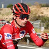 Roglic, ganador de la Vuelta a España 2020