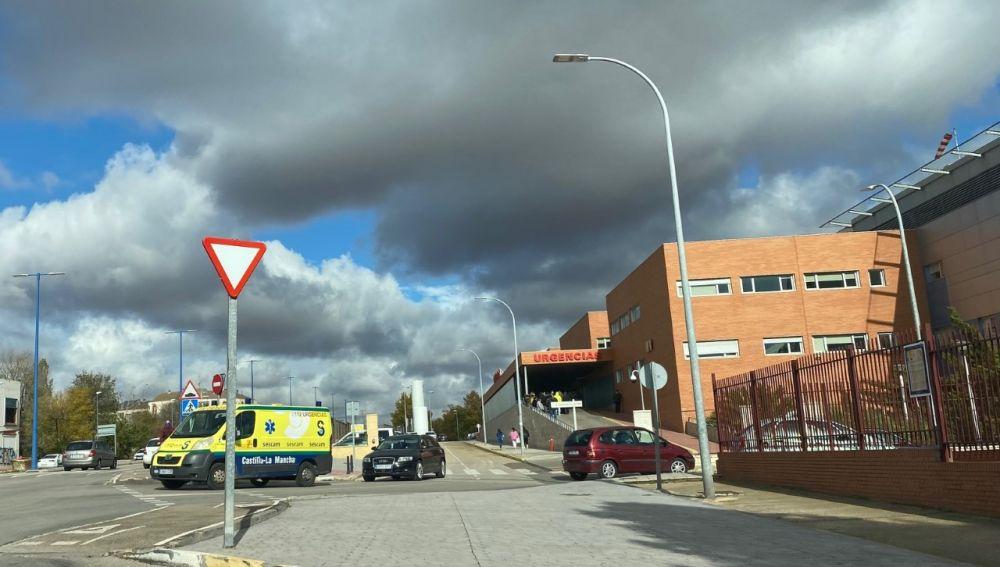 Urgencias Hospital Mancha Centro