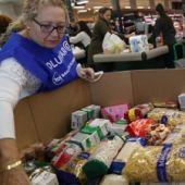 El Gran Recapte del Banc d'Aliments demana la solidaritat de la ciutadania