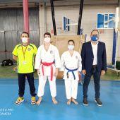 El Club Chazarra Elche consigue un oro, un bronce y un cuarto puesto en el Regional de karate y kumite