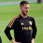 """Thorgan Hazard: """"Eden está bien, pero no puede hacer nada ahora"""""""