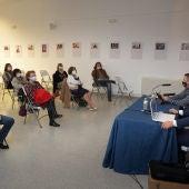 Miguel Zorita presenta en Argamasilla de Alba su libro  'Secretos del Siglo de Oro'