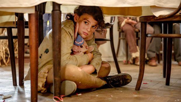 Fotograma de la película 'El año que dejamos de jugar', de la directora alemana Caroline Link