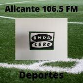 Onda Cero Alicante deportes 1