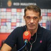 """Luis García Plaza: """"Llegué muy joven al Elche, aún no controlaba todo lo que rodea al fútbol""""."""
