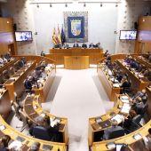 Pleno Cortes de Aragón