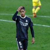 El central del Real Madrid, Raphael Varane.