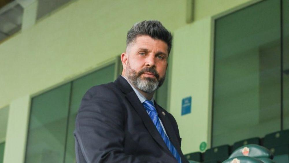 Christian Bragarnik, propietario del Elche CF.