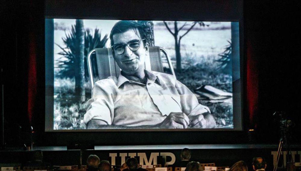 """Proyección del documental """"Ernest Lluch, libre y atrevido"""""""