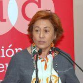 Carmen Moreno, gerente de la Unión de Comerciantes del Principado