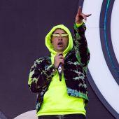 En la imagen, el cantante puertorriqueño Bad Bunny