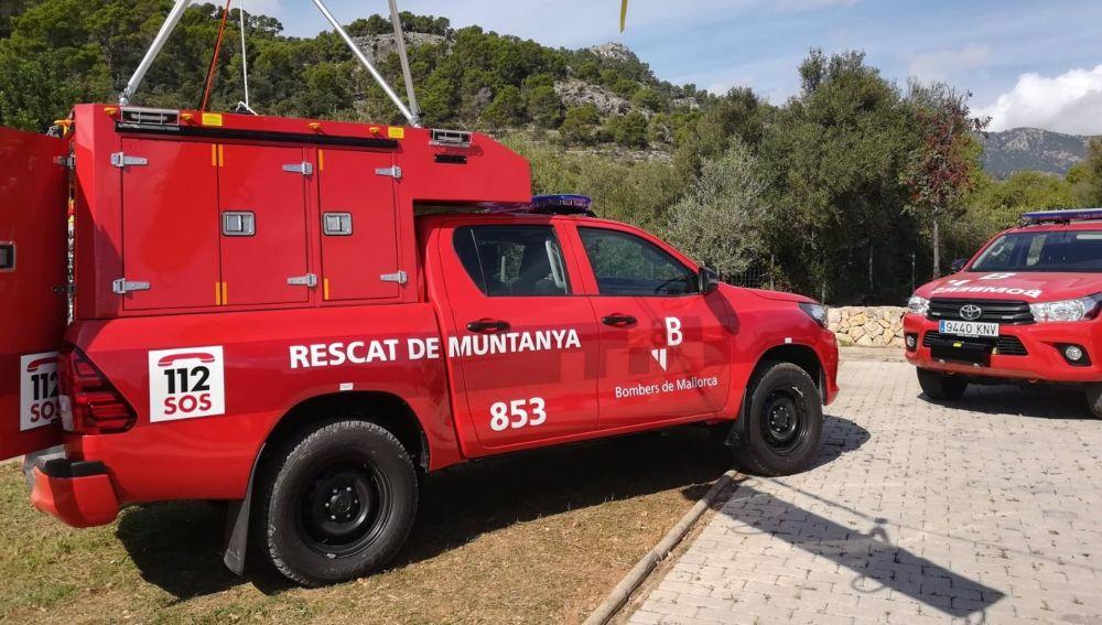 Bomberos de Mallorca recuerda consejos para salir a montaña tras participar en tres rescates este domingo