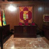 Salón de plenos de Paterna de Rivera
