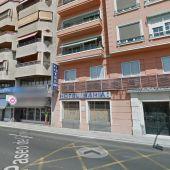 Fachada actual del Hotel Bahía de Alicante donde se produjo el atentado en julio de 2003