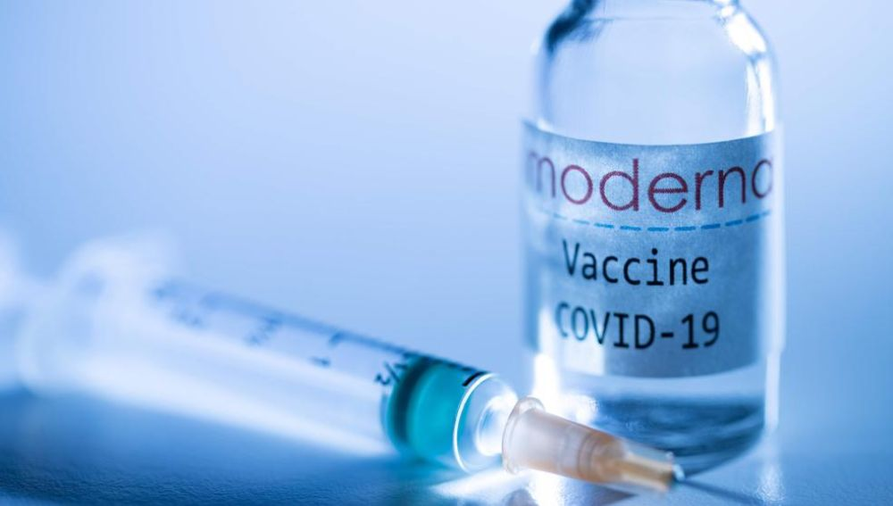 Vacuna Covid-19 de Moderna