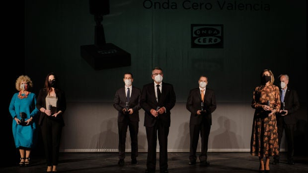 XX Premios Onda Cero Valencia