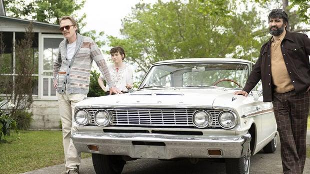 Imagen promocional de la película 'Uncle Frank', dirigida por Alan Ball