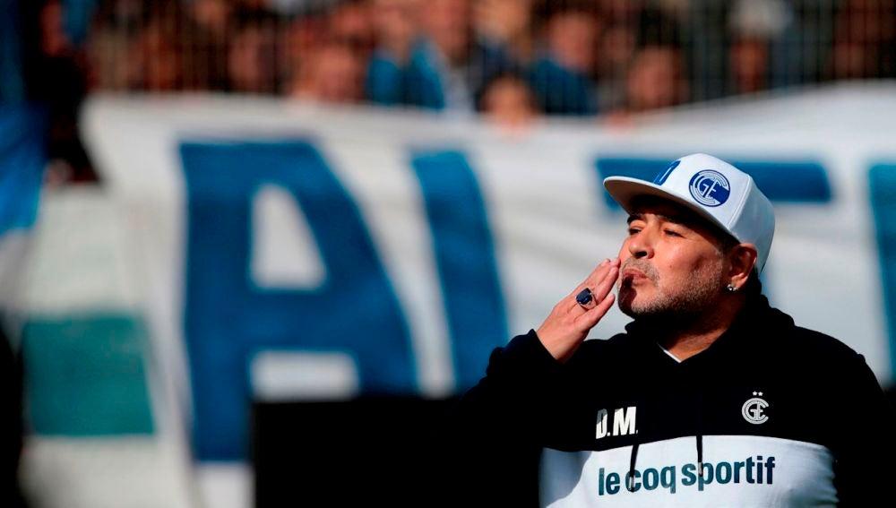 Maradona ha muerto: reacciones al fallecimiento del futbolista argentino, en directo