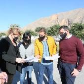 La Diputación colaborará con el Ayuntamiento de Redován para resolver problemas de inundabilidad