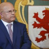 Faustino Sánchez, subdelegado de gobierno en León