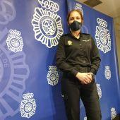 La inspectora jefe de la Unidad de Familia y Atención a la Mujer de la Policía Nacional de Baleares, Janka Jurkiewicz.
