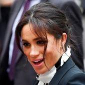 La duquesa de Sussex, Meghan Markle