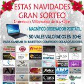 La Asociación de Comerciantes de Villarrubia de los Ojos organiza un sorteo para incentivar las compras en Navidad