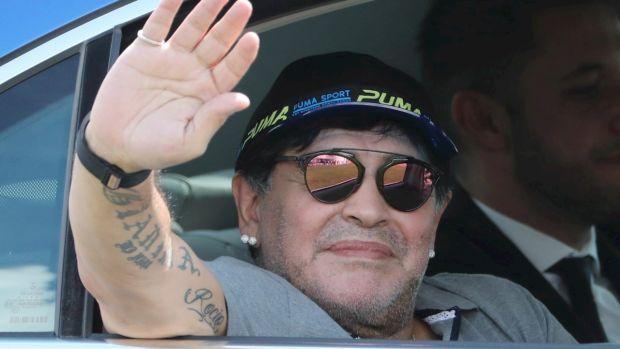 Muere Maradona a los 60 años de edad tras sufrir un paro cardíaco