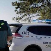 La Guardia Civil rescata a 2 personas de avanzada edad de un incendio en Tomelloso