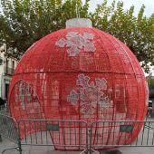 Decoración navideña Alcalá de Henares