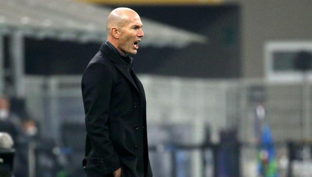 Zidane recupera a Militao pero vuelve a perder a Militao otras tres semanas