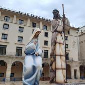 Sagrada Familia monumental en Alicante