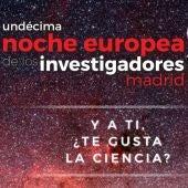 Cartel 11ª Noche de los Investigadores