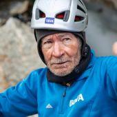Carlos Soria, el alpinista que subirá al Tíbet con 82 años