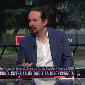Pablo Iglesias en Al Rojo Vivo