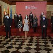 Reina Letizia Entrega Premios Jaume I 2020