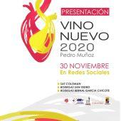 Pedro Muñoz presenta sus vinos nuevos en un novedoso formato
