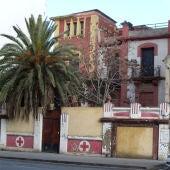 Antiguo edificio de la Cruz Roja de Ciudad Real