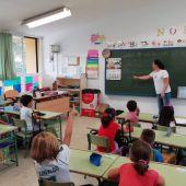 Los nuevos casos de Covid-19 entre profesores y alumnos no llegan al 1% en la última semana