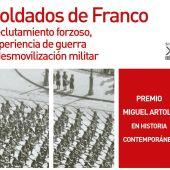 Libro 'Soldados de Franco' de Francisco Jorge Leira Castiñeira