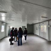 Módulos prefabricados para el centro de salud de Meco