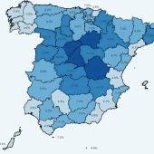 El cuarto estudio de seroprevalencia muestra una inmunidad del 9,9% de los españoles ante el coronavirus