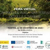 """Feira Virtual """"Camiños de Auga"""""""